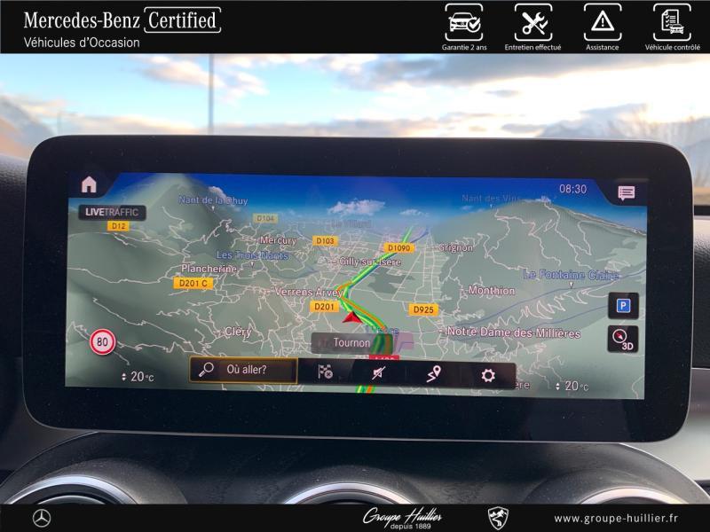 Mercedes GLC 220 d 194ch AMG Line 4Matic Launch Edition 9G-Tronic Gris occasion à Gières - photo n°8