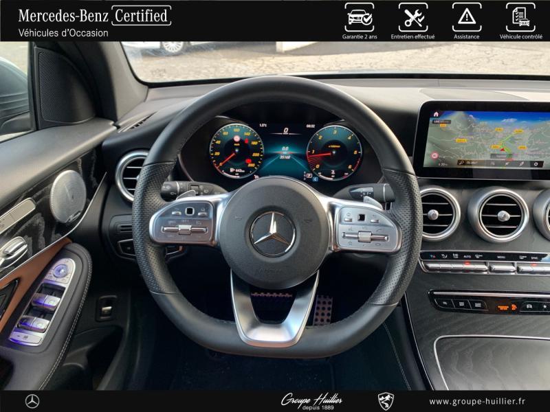 Mercedes GLC 220 d 194ch AMG Line 4Matic Launch Edition 9G-Tronic Gris occasion à Gières - photo n°7