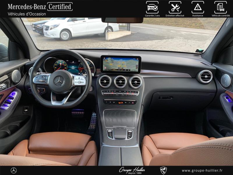 Mercedes GLC 220 d 194ch AMG Line 4Matic Launch Edition 9G-Tronic Gris occasion à Gières - photo n°6