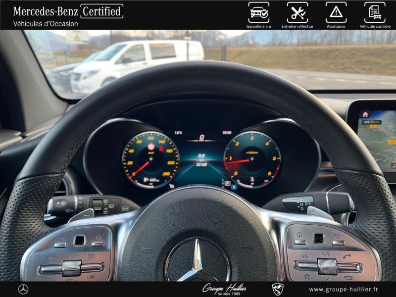 Mercedes GLC 220 d 194ch AMG Line 4Matic Launch Edition 9G-Tronic Gris occasion à Gières - photo n°9
