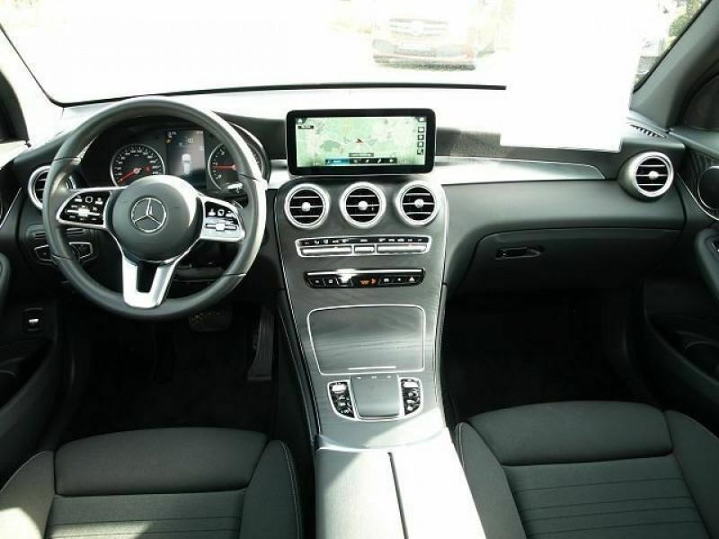 Mercedes GLC 220 D 194CH BUSINESS LINE 4MATIC 9G-TRONIC Gris occasion à Villenave-d'Ornon - photo n°6
