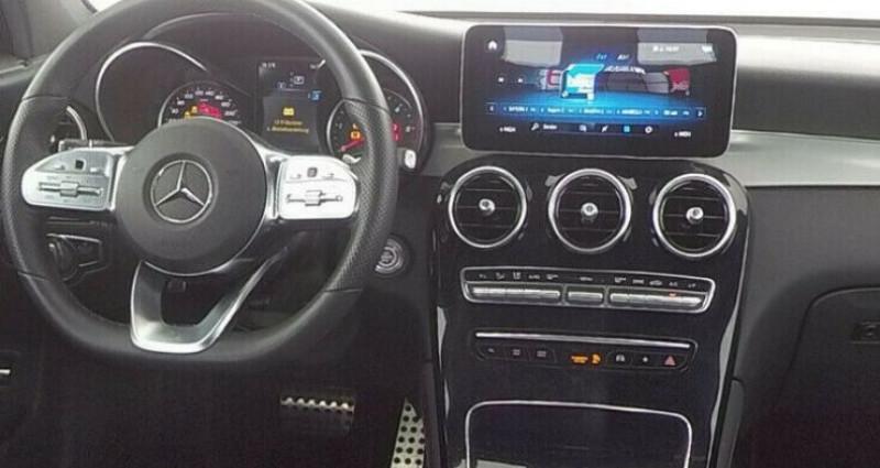 Mercedes GLC 220 d 4MATIC AMG LINE Gris occasion à VEAUCHE - photo n°2