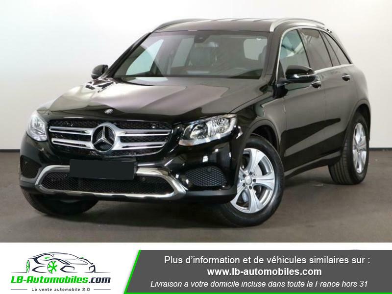 Mercedes GLC 220 d Noir occasion à Beaupuy