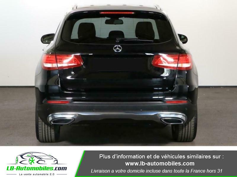 Mercedes GLC 220 d Noir occasion à Beaupuy - photo n°11