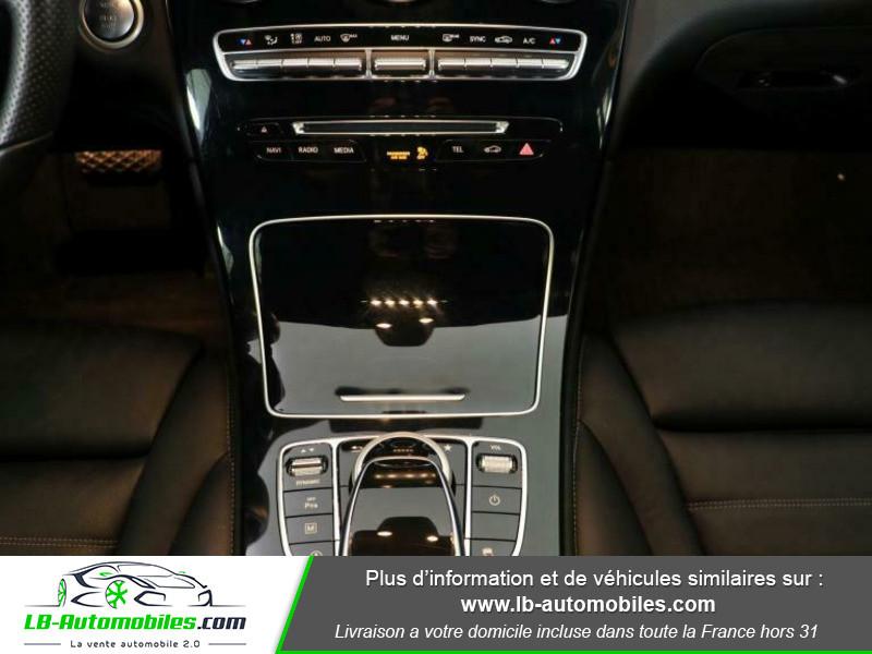 Mercedes GLC 220 d Noir occasion à Beaupuy - photo n°8