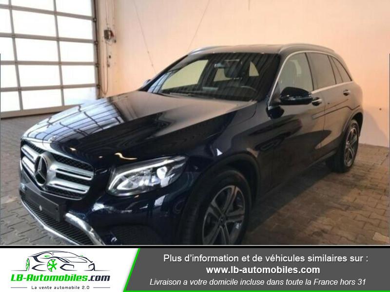 Mercedes GLC 220 d Bleu occasion à Beaupuy