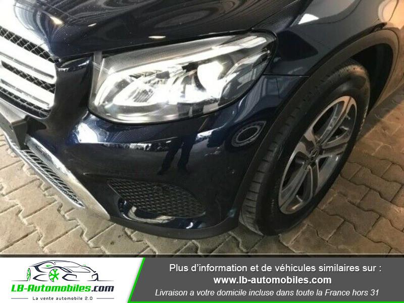 Mercedes GLC 220 d Bleu occasion à Beaupuy - photo n°3