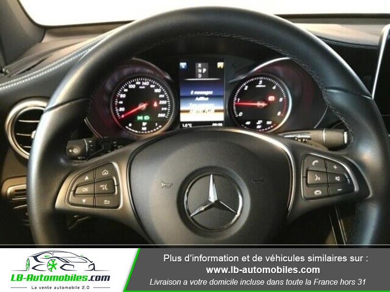 Mercedes GLC 220 d Bleu occasion à Beaupuy - photo n°6