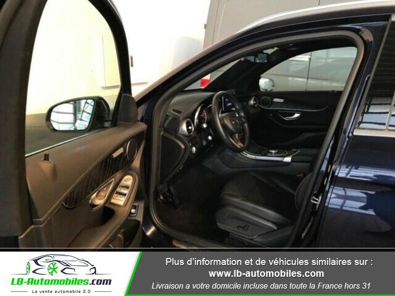 Mercedes GLC 220 d Bleu occasion à Beaupuy - photo n°13