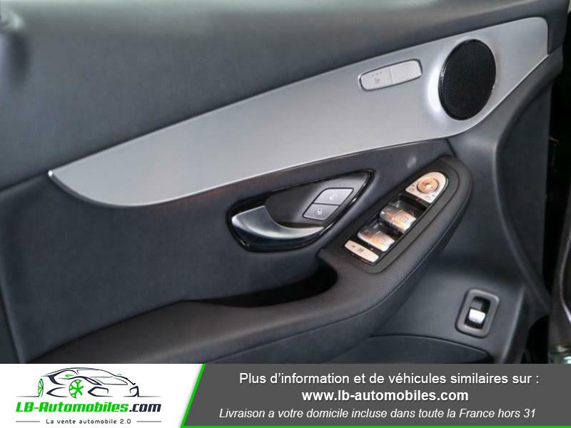 Mercedes GLC 220 d Noir occasion à Beaupuy - photo n°9
