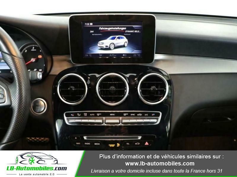 Mercedes GLC 220 d Noir occasion à Beaupuy - photo n°7