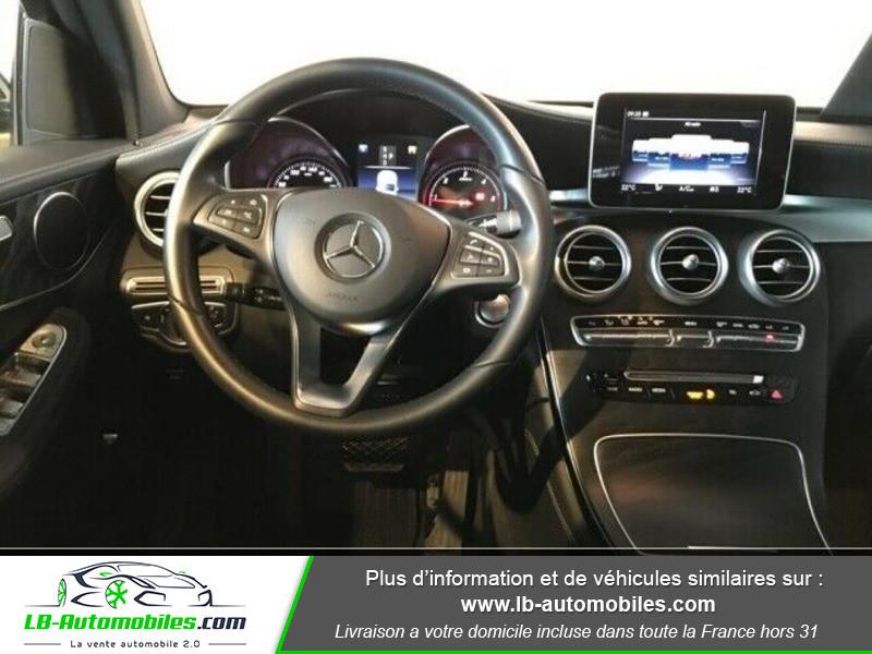 Mercedes GLC 220 d Bleu occasion à Beaupuy - photo n°5