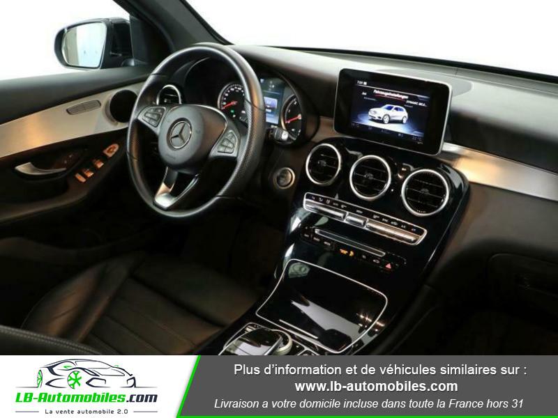 Mercedes GLC 220 d Noir occasion à Beaupuy - photo n°6