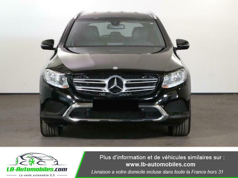 Mercedes GLC 220 d Noir occasion à Beaupuy - photo n°10