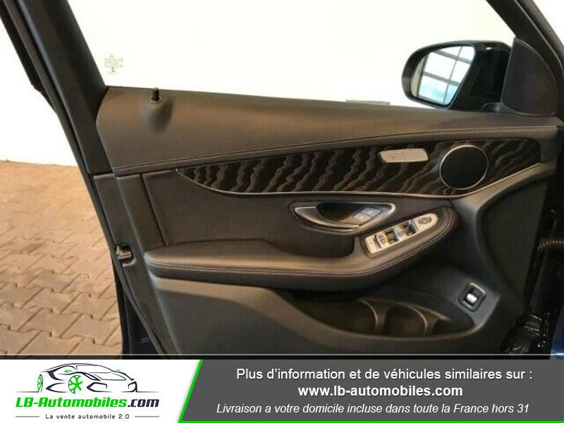 Mercedes GLC 220 d Bleu occasion à Beaupuy - photo n°10