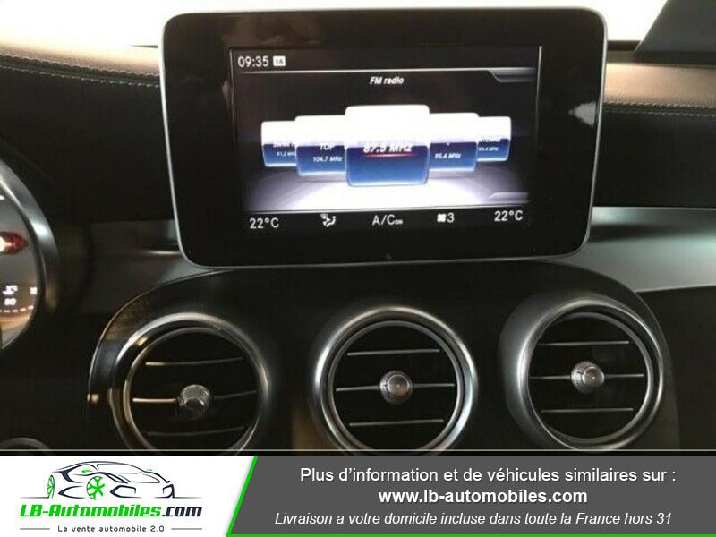 Mercedes GLC 220 d Bleu occasion à Beaupuy - photo n°11