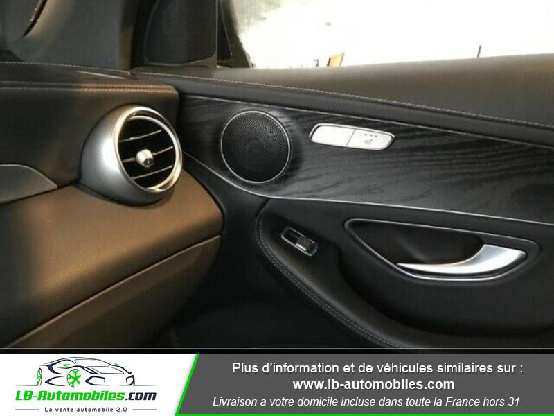 Mercedes GLC 220 d Bleu occasion à Beaupuy - photo n°9