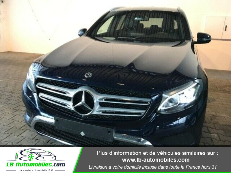 Mercedes GLC 220 d Bleu occasion à Beaupuy - photo n°2