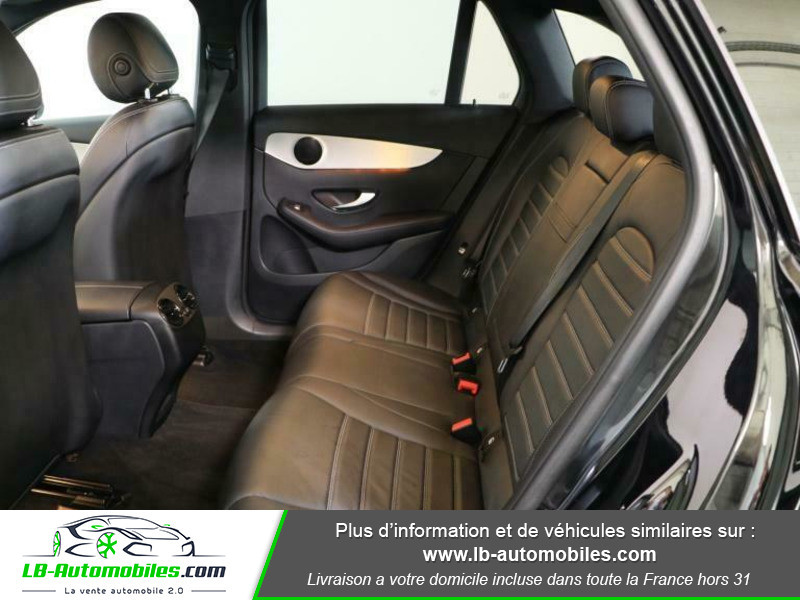 Mercedes GLC 220 d Noir occasion à Beaupuy - photo n°5