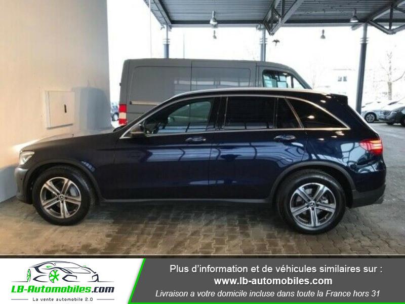 Mercedes GLC 220 d Bleu occasion à Beaupuy - photo n°4