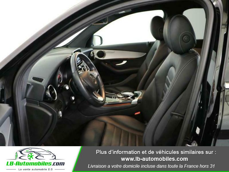 Mercedes GLC 220 d Noir occasion à Beaupuy - photo n°4