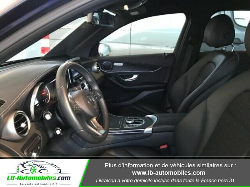 Mercedes GLC 220 d Bleu occasion à Beaupuy - photo n°8
