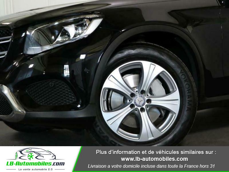 Mercedes GLC 220 d Noir occasion à Beaupuy - photo n°13
