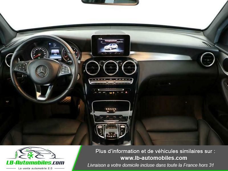 Mercedes GLC 220 d Noir occasion à Beaupuy - photo n°2