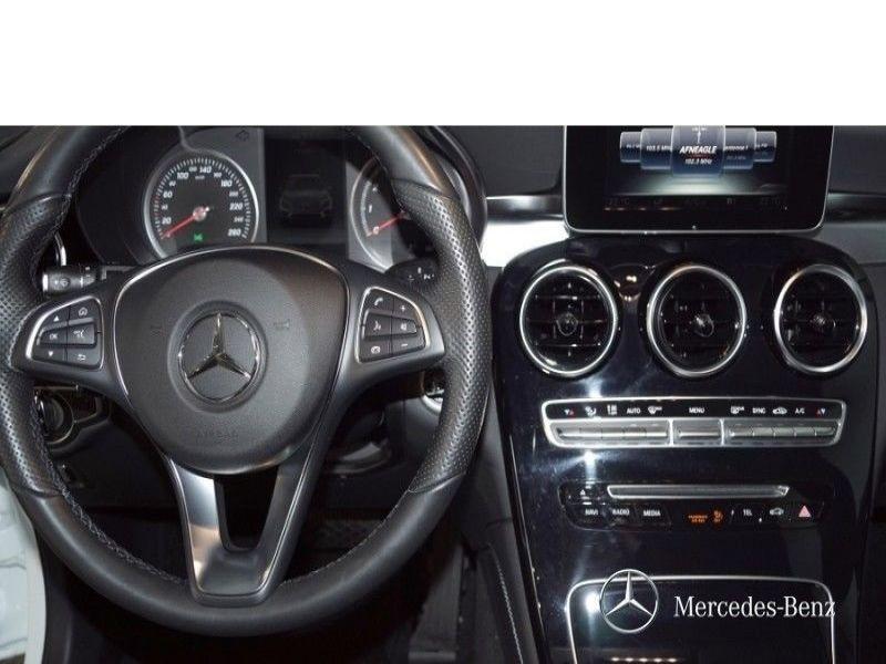 Mercedes GLC 250 4 Matic Blanc occasion à Beaupuy - photo n°2