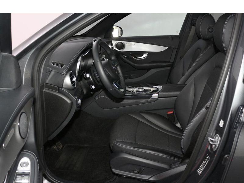 Mercedes GLC 250 4 Matic Gris occasion à Beaupuy - photo n°4