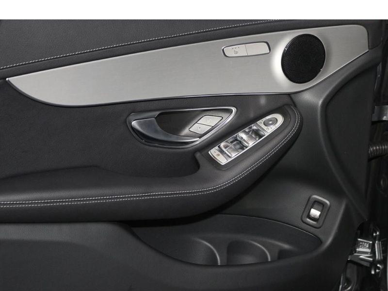 Mercedes GLC 250 4 Matic Gris occasion à Beaupuy - photo n°9