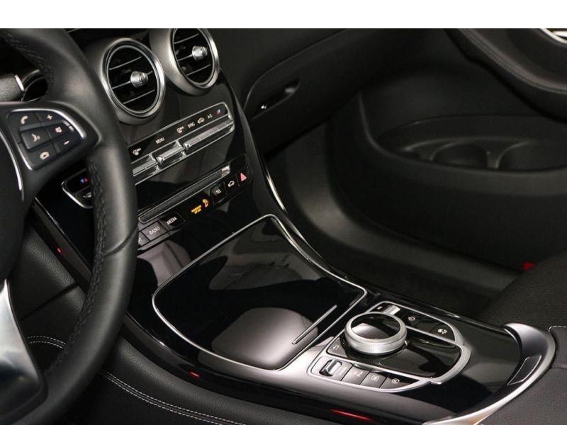 Mercedes GLC 250 4 Matic Gris occasion à Beaupuy - photo n°6