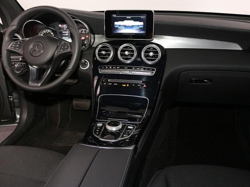 Mercedes GLC 250 4 Matic Gris occasion à Beaupuy - photo n°2