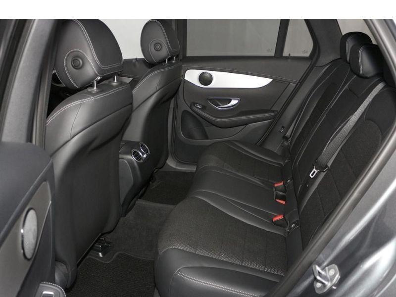 Mercedes GLC 250 4 Matic Gris occasion à Beaupuy - photo n°5