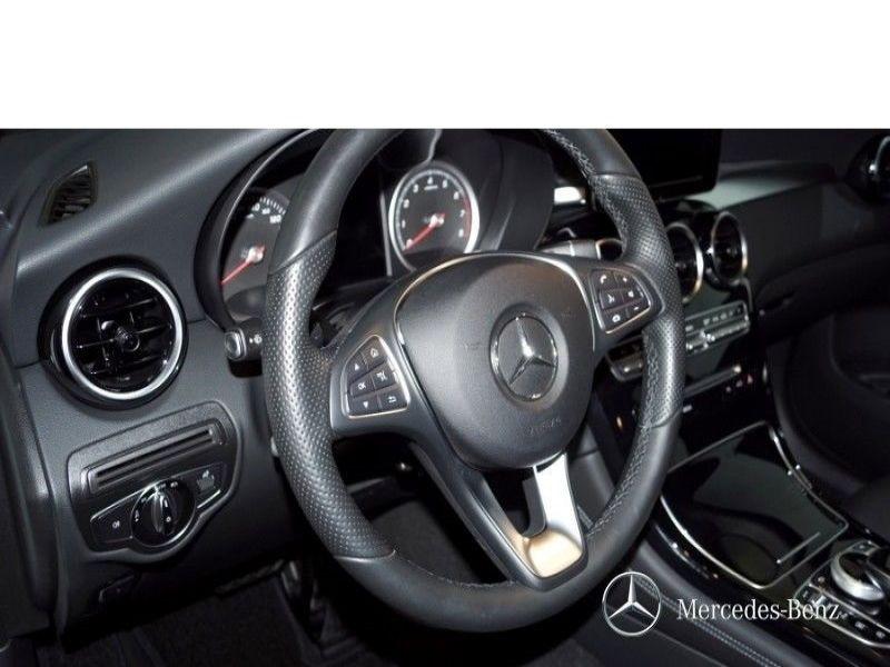 Mercedes GLC 250 4 Matic Blanc occasion à Beaupuy - photo n°6