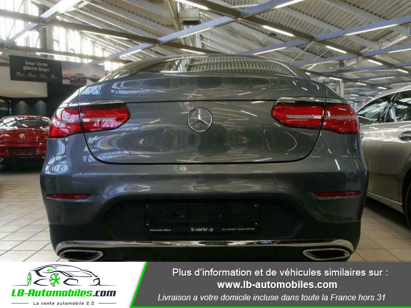 Mercedes GLC 250 9G-Tronic 4Matic AMG Gris occasion à Beaupuy - photo n°12