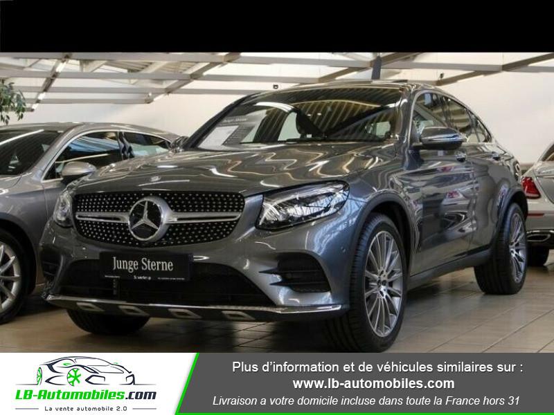 Mercedes GLC 250 9G-Tronic 4Matic AMG Gris occasion à Beaupuy