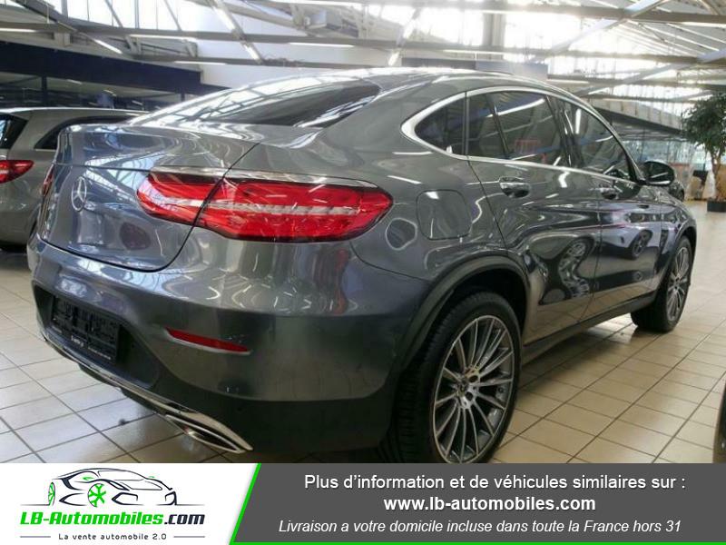 Mercedes GLC 250 9G-Tronic 4Matic AMG Gris occasion à Beaupuy - photo n°3