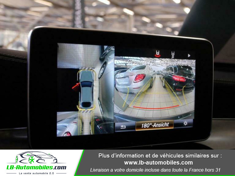 Mercedes GLC 250 9G-Tronic 4Matic AMG Gris occasion à Beaupuy - photo n°7
