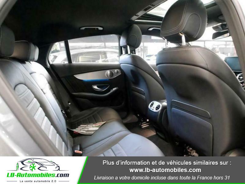 Mercedes GLC 250 9G-Tronic 4Matic AMG Gris occasion à Beaupuy - photo n°5