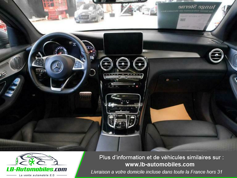 Mercedes GLC 250 9G-Tronic 4Matic AMG Gris occasion à Beaupuy - photo n°2