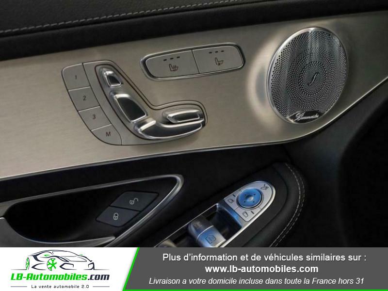 Mercedes GLC 250 9G-Tronic 4Matic AMG Gris occasion à Beaupuy - photo n°10