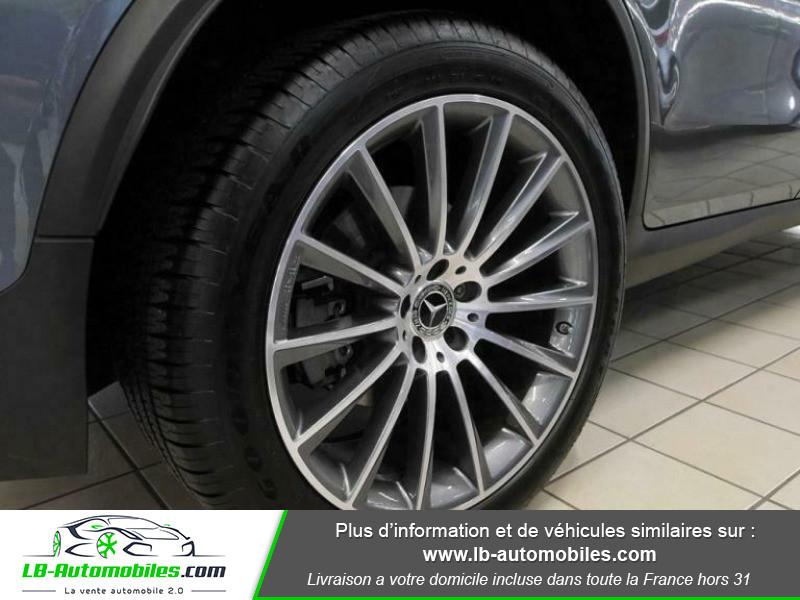 Mercedes GLC 250 9G-Tronic 4Matic AMG Gris occasion à Beaupuy - photo n°14