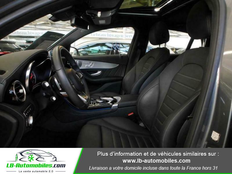 Mercedes GLC 250 9G-Tronic 4Matic AMG Gris occasion à Beaupuy - photo n°4