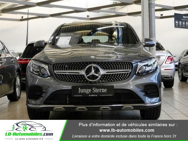 Mercedes GLC 250 9G-Tronic 4Matic AMG Gris occasion à Beaupuy - photo n°11