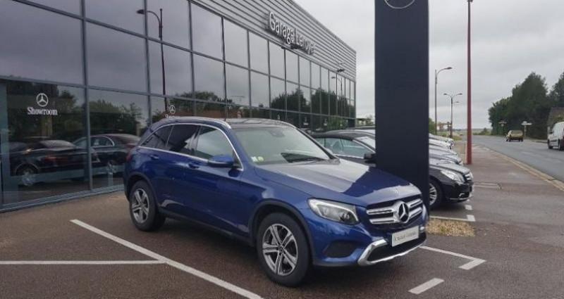 Mercedes GLC 250 d 204ch Business Executive 4Matic 9G-Tronic Bleu occasion à RICHEVILLE