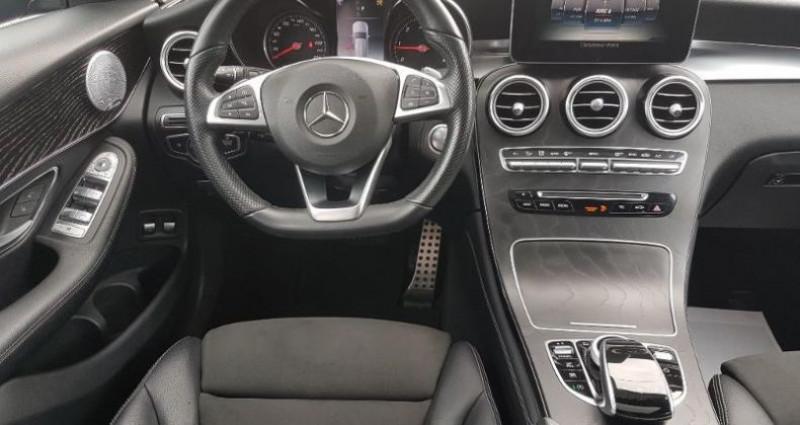 Mercedes GLC 250 d 204ch Business Executive 4Matic 9G-Tronic Bleu occasion à RICHEVILLE - photo n°5