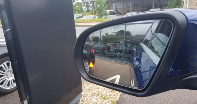 Mercedes GLC 250 d 204ch Business Executive 4Matic 9G-Tronic Bleu occasion à RICHEVILLE - photo n°6