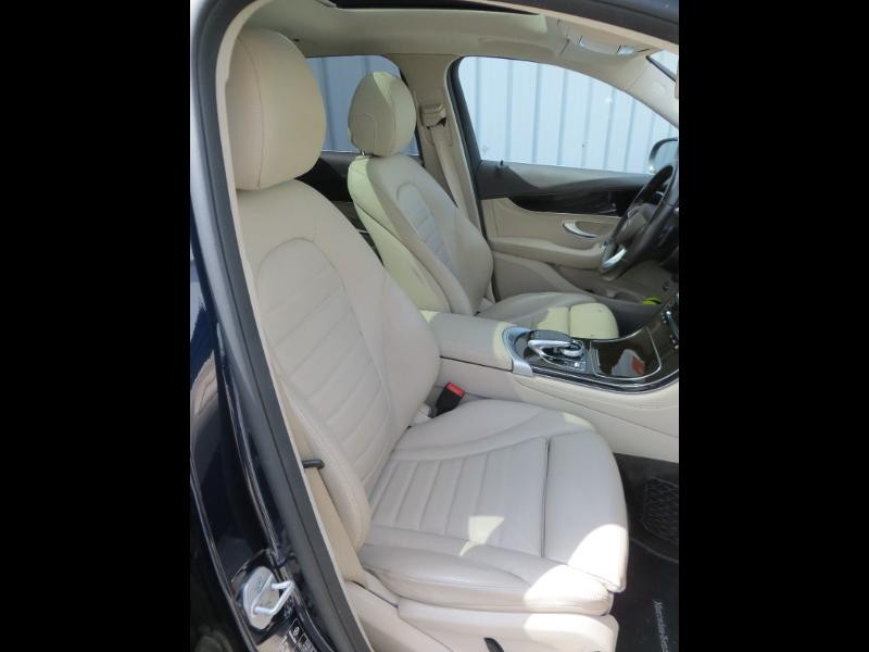 Mercedes GLC 250 d 204ch Business Executive 4Matic 9G-Tronic Bleu occasion à La Roche-sur-Yon - photo n°5
