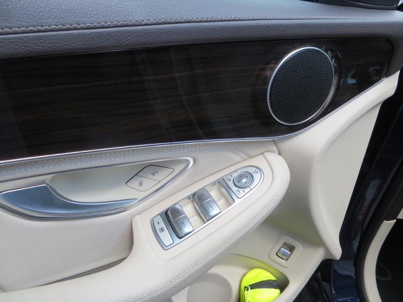 Mercedes GLC 250 d 204ch Business Executive 4Matic 9G-Tronic Bleu occasion à La Roche-sur-Yon - photo n°14